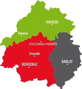 La Chambre Du0027agriculture De Dordogne Dispose De 3 Antennes Locales Animées  Par 3 Animateurs Territoriaux à Thiviers, Bergerac Et Sarlat.