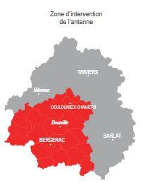 Antenne Perigord Pourpre Vallee De L Isle Dordogne